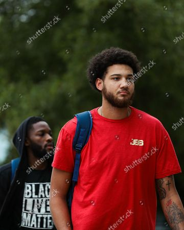 Zach Simmons of Bristol Flyers- Mandatory by-line: Will Cooper/JMP