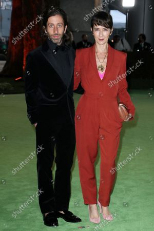 Editorial image of The Academy Museum of Motion Pictures Opening Gala, Arrivals, Los Angeles, California, USA - 25 Sep 2021