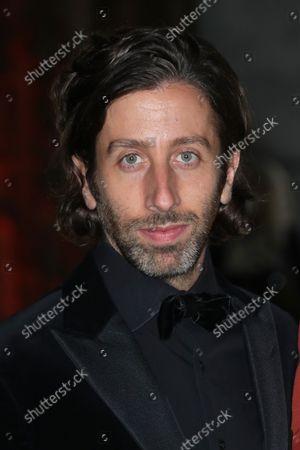 Stock Picture of Simon Helberg