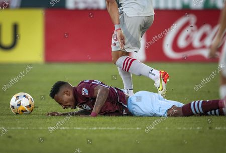 Editorial picture of MLS Toronto FC Rapids Soccer, Denver, United States - 25 Sep 2021