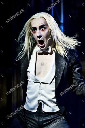Stock Photo of Kristian Lavercombe as Riff Raff