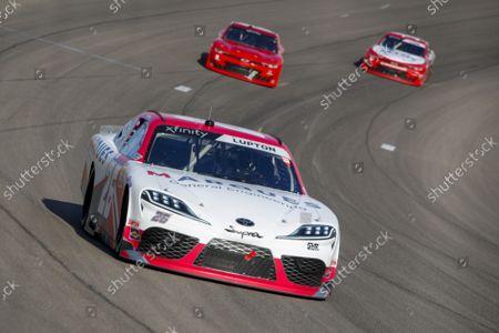 Editorial image of NASCAR XFINITY 2021: Las Vegas II, Las Vegas Motor Speedway, United States of America - 25 Sep 2021
