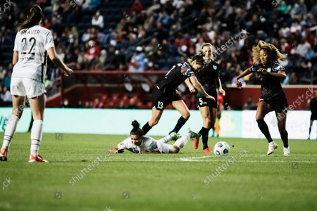Editorial picture of Chicago Red Stars vs Portland Thorns, Bridgeview, United States - 25 Sep 2021