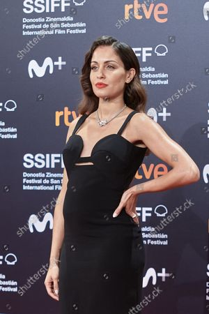 Editorial photo of Red Carpet Of The Closing Gala Of The 69th San Sebastian Film Festival, Spain - 25 Sep 2021