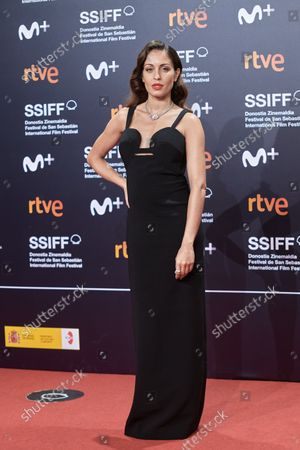 Editorial picture of Red Carpet Of The Closing Gala Of The 69th San Sebastian Film Festival, Spain - 25 Sep 2021