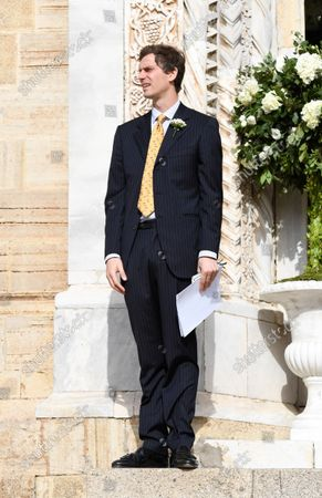 Prinz Josef - Emanuel von und zu Liechtenstein/Wedding of Princess Marie-Astrid von und zu Liechtenstein with Ralph (Rafe) Worthington