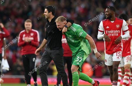 Editorial image of Arsenal FC vs Tottenham Hotspur, London, United Kingdom - 26 Sep 2021