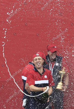 Editorial image of 2020 Ryder Cup golf tournament, Kohler, USA - 26 Sep 2021