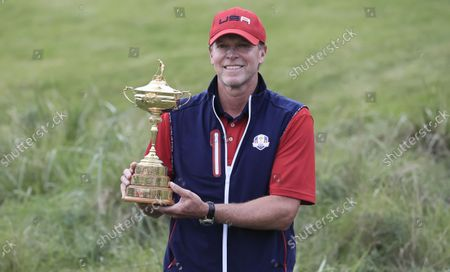 Editorial picture of 2020 Ryder Cup golf tournament, Kohler, USA - 26 Sep 2021