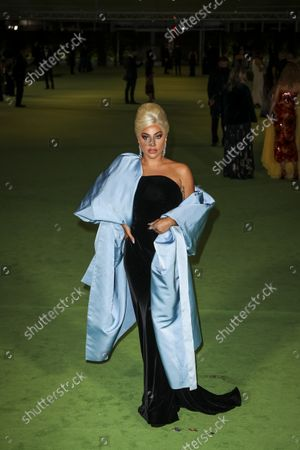 Editorial photo of Arrivals on the green carpet of the Academy Museum of Motion Pictures Opening Gala, Academy Museum of Motion Pictures, Los Angeles, California, United States - 25 Sep 2021