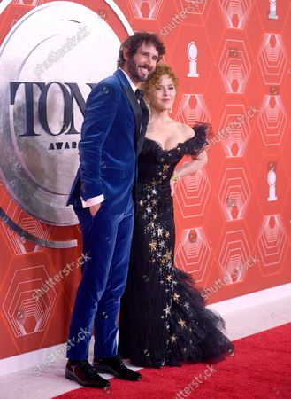 Editorial picture of 74th Annual Tony Awards, New York, United States - 26 Sep 2021