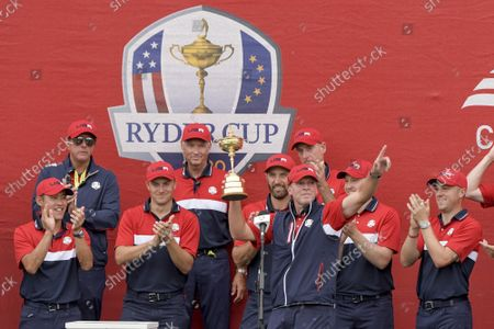 Editorial photo of 2020 Ryder Cup, Kohler, Wisconsin, United States - 26 Sep 2021
