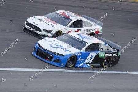 Editorial photo of NASCAR Cup 2021: Las Vegas II, Las Vegas Motor Speedway, United States of America - 26 Sep 2021