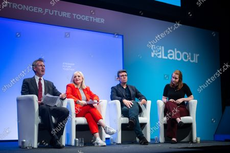 Editorial image of Labour Party conference 27 Sept 2021, Brighton, East Sussex, UK - 27 Sep 2021