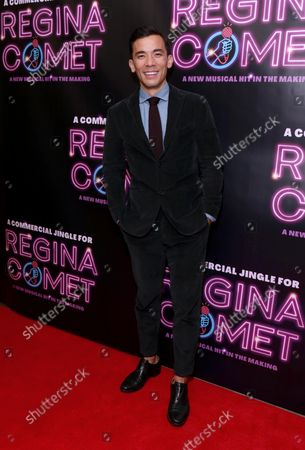Editorial image of ''A Commercial Jingle for Regina Comet'' opening night, New York, USA - 27 Sep 2021