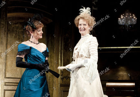 Editorial picture of 'An Ideal Husband' play at The Vaudeville Theatre, London, Britain - 08 Nov 2010