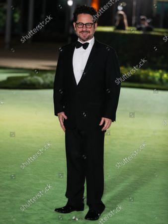 Director J.J. Abrams arrives at the Academy Museum of Motion Pictures Opening Gala held at the Academy Museum of Motion Pictures on September 25, 2021 in Los Angeles, California, United States.