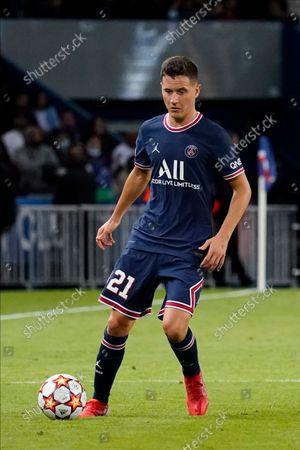 Ander Herrera of PSG