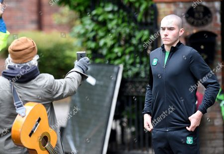 Editorial photo of Exclusive - 'Coronation Street' on set filming, Manchester, UK - 26 Sep 2021