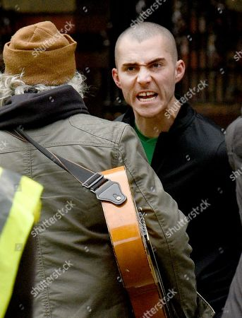 Editorial picture of Exclusive - 'Coronation Street' on set filming, Manchester, UK - 26 Sep 2021