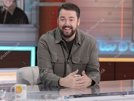 Stock Picture of Jason Manford