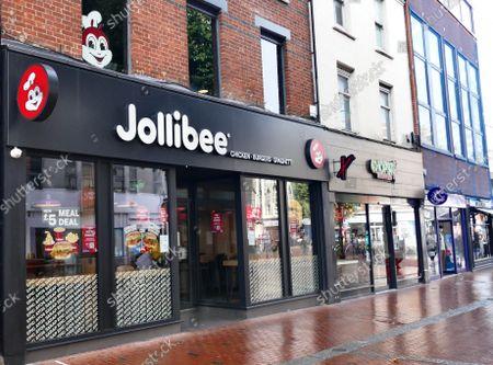 Editorial photo of Jollibee opens in Reading, Reading, Berkshire, UK - 28 Sep 2021
