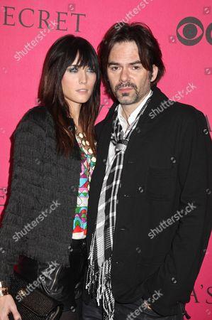 Pollyanna Rose and Billy Burke