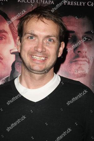 Stock Image of Michael Dean Shelton