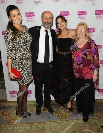 Hannah Young, Richard Young, Susan Young and Anne Walker