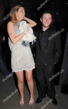 Stock Photo of Guest and Devon Murray