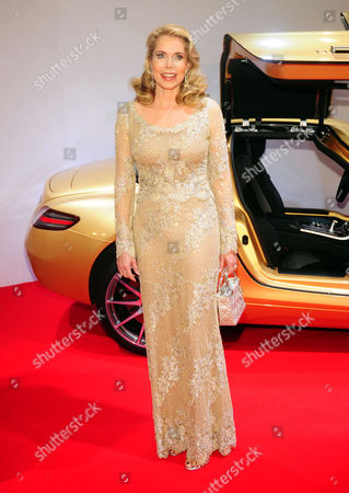 Editorial picture of The Bambi Awards, Potsdam, Germany - 11 Nov 2010