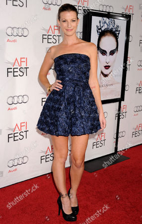 Editorial picture of AFI Film Festival 2010 Closing Night Gala Premiere of 'Black Swan', Los Angeles, America - 11 Nov 2010