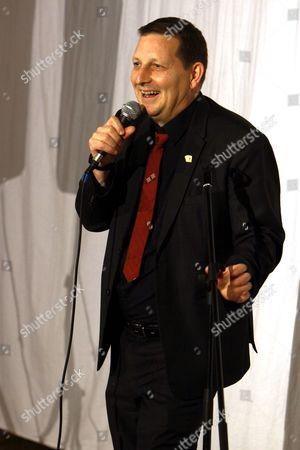 Editorial image of Comedy Night Fund Raising Evening, London, Britain - 11 Nov 2010