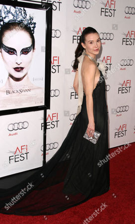 Editorial image of AFI Film Festival 2010 Closing Night Gala Premiere of 'Black Swan', Los Angeles, America - 11 Nov 2010