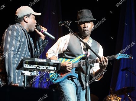 Corey Glover of Living Colour and Vernon Reid of Living Colour
