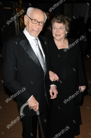 Stock Picture of Eli Wallach and Anne Jackson