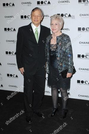 Michael York & wife Patricia McCallum