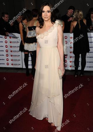 Editorial picture of Variety Club Showbiz Awards, Grosvenor House Hotel, London, Britain - 14 Nov 2010