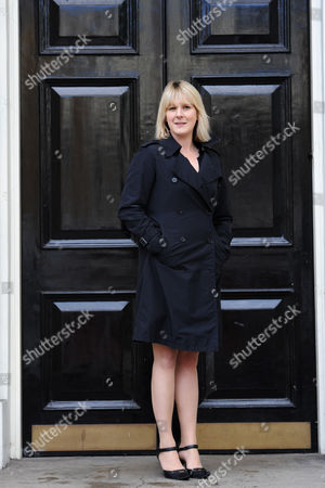 Stock Photo of Alice Barnard, Chief Executive of the Countryside Alliance Foundation, at their offices in the Old Town Hall in London, Britain