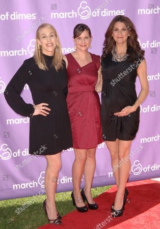 Dr. Jenn Berman, Kellie Martin and Samantha Harris