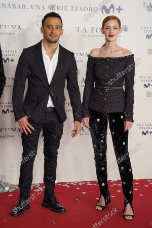 Editorial picture of 'La Fortuna' photocall, Madrid, Spain - 28 Sep 2021