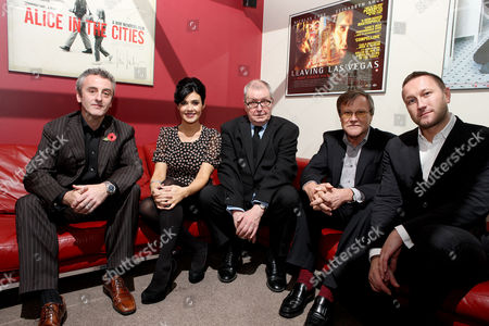 Stock Image of Kieran Roberts, Kym Marsh, Tony Warren and David Neilson