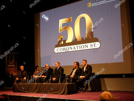 Editorial image of 'Coronation Street' 50th Anniversary question and answer night hosted by BAFTA at the BFI, London, Britain - 09 Nov 2010