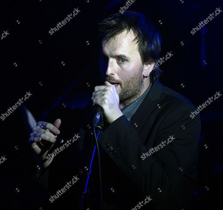 Editorial photo of Bellowhead in concert at Liquidrooms, Edinburgh, Scotland - 14 Nov 2010