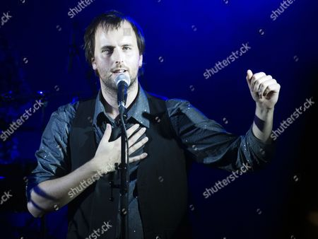 Editorial picture of Bellowhead in concert at Liquidrooms, Edinburgh, Scotland - 14 Nov 2010