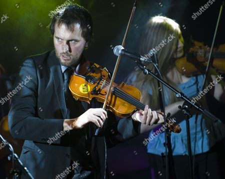 Stock Picture of Bellowhead - Jon Boden