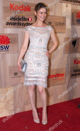 Editorial photo of Inside Film Awards in Sydney, Australia - 14 Nov 2010