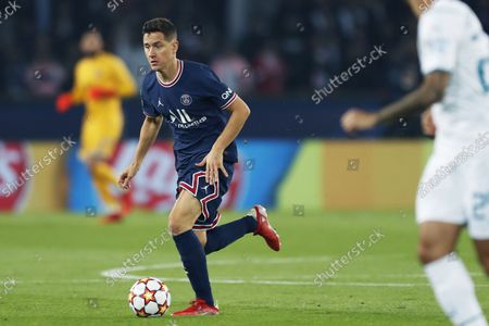 Ander Herrera (PSG) - Football / Soccer : UEFA Champions League Group A match between Paris Saint-Germain 2-0 Manchester City at Parc des Princes in Paris, France.