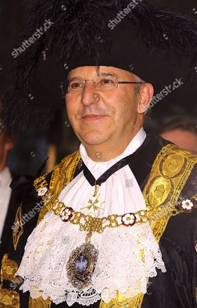 Lord Mayor of the City of London, Michael Bear