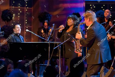 Jools Holland and Ruby Turner